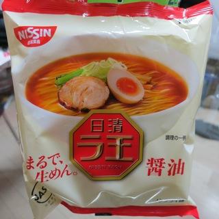 日清 ラ王 醤油 ラーメン