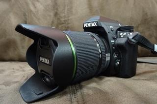 PENTAX 18-135mm