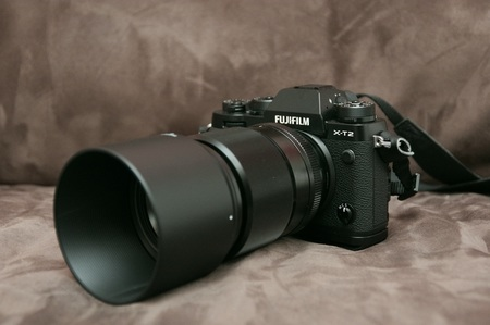XF90mm F2 R LM WR