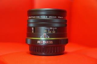 PENTAX DA 35mm F2.8 MACRO Limited